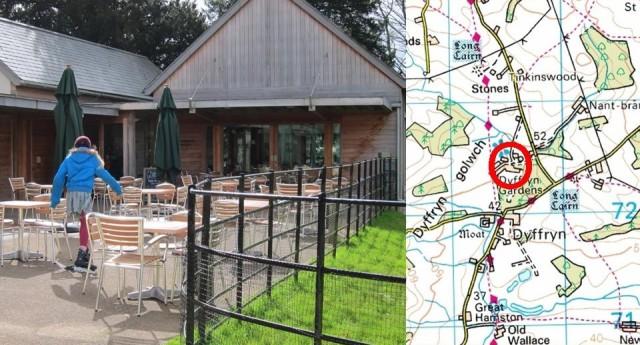 Dyffryn Gardens Tea Room